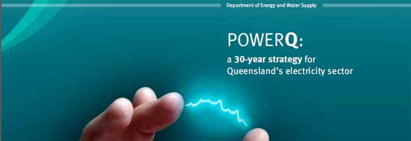 queensland power strategy